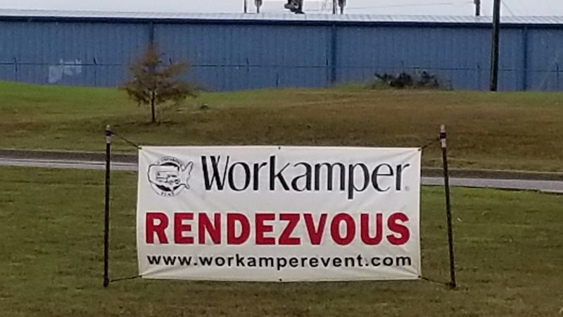 Workamper Rendezvous in Heber Springs Arkansas