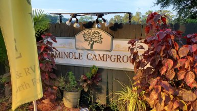 Seminole Campground in Ft. Myers FL - RV campground review