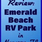 Review: Emerald Beach RV Park in Navarre Florida