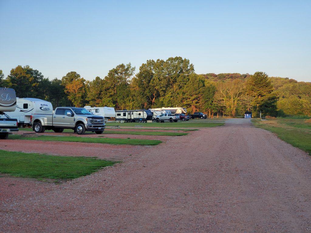 Photo of RVs at Quail Creek RV Park