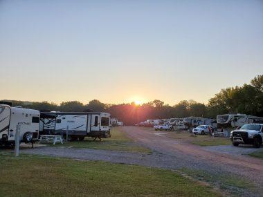 Quail Creek RV Park, Hartselle Alabama