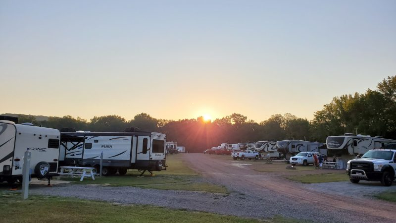 Quail Creek RV Park, Hartselle Alabama