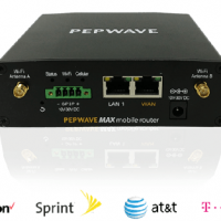 Pepwave MAX BR1 MK2 Router with North America 3G/4G/LTE -MAX