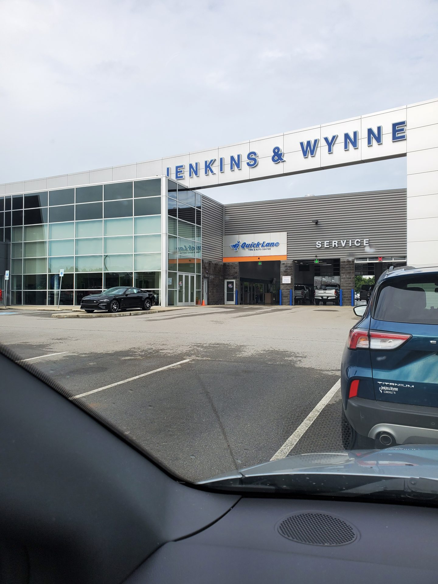 Jenkins and Wynne Ford