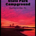 Our experience at Lake Guntersville State Park campground