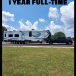 RV Life: 1 year full-time