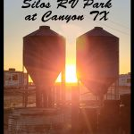 Silos RV Park in Canyon TX