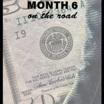 full-time RV travel: Month 6 - What did it cost us?