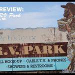 RV Park Review: Robidoux RV Park in Gering Nebraska